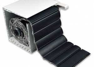 persianas de aluminio